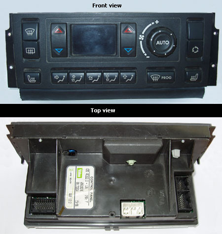 Range Rover P38 HEVAC In Car Temperature Sensor